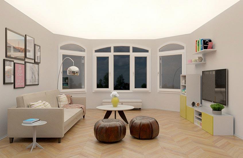 Bau dir deine eigene Lichtdecke - Spanndecken Onlineshop ...