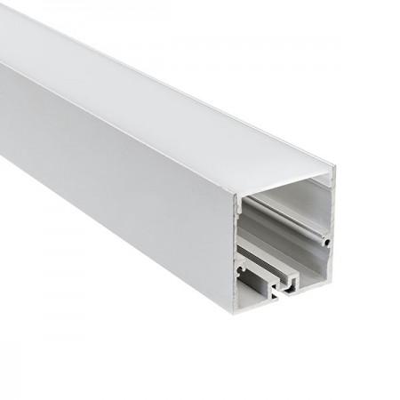 led aluminium profil spanndecken onlineshop spanndecken f r selbstmontage. Black Bedroom Furniture Sets. Home Design Ideas